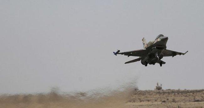İsrail, Suriye'ye hava saldırısı düzenlediği iddia edildi
