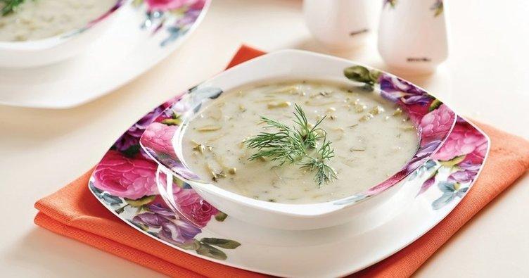 Soğuk Bakla Çorbası Tarifi: Soğuk Bakla Çorbası nasıl yapılır?