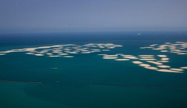 Mükemmel bir şehir Dubai