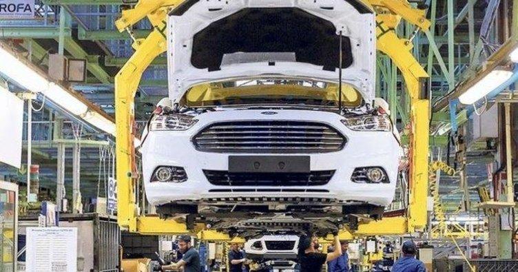 Ford Otosan Eskişehir'de yeniden üretime başladı