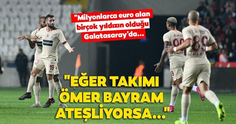 Ahmet Çakar Gaziantep FK - Galatasaray maçını değerlendirdi