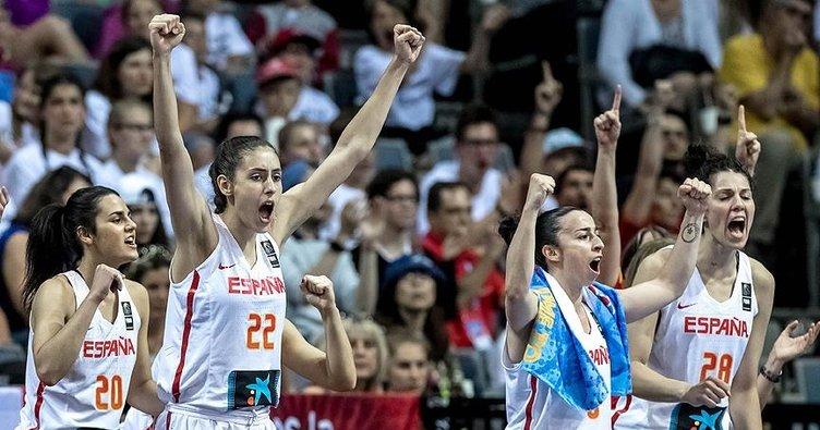 İspanya potada Avrupa şampiyonu!