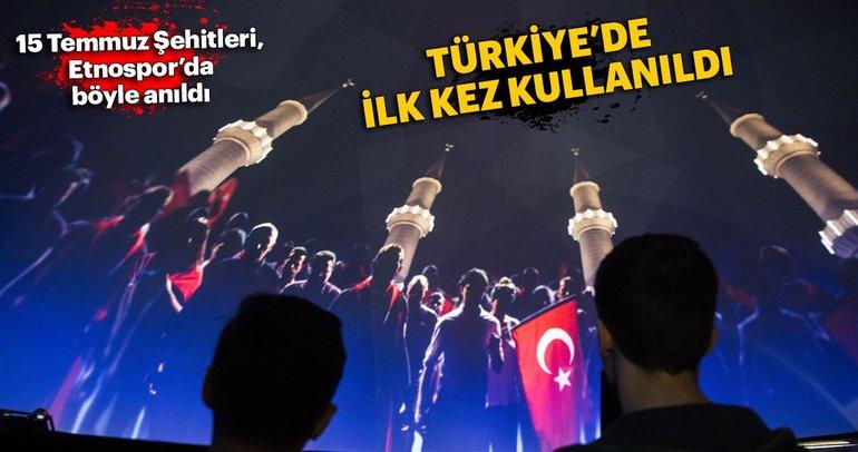 3. Etnospor Kültür Festivali sona erdi