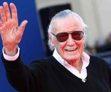 Çizgi roman efsanesi Stan Lee karakaterleri!