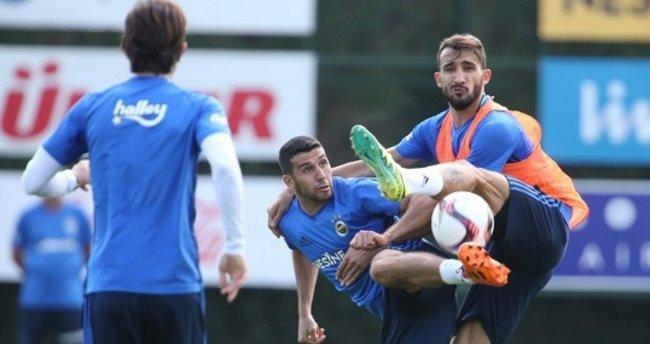 Fenerbahçe Zorya maçına hazırlanıyor