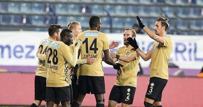 Osmanlıspor - Gaziantepspor maç sonucu