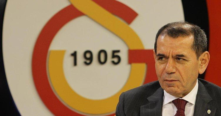 Son Dakika: Galatasaray Başkanı Dursun Özbek; Kulüpler Birliği Başkanı oldu!