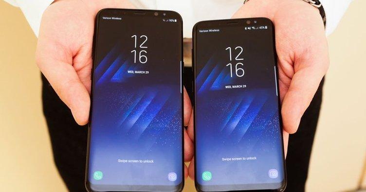 Galaxy S8 de patlıyor mu?