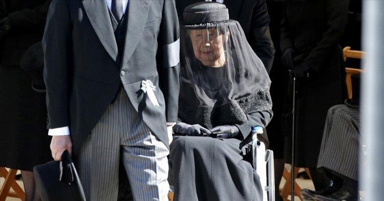 97 yaşındaki Japon Prenses Yuriko hastaneye kaldırıldı