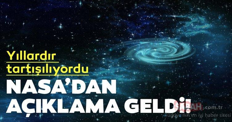 NASA'dan açıklama geldi! Paralel evren var mı?