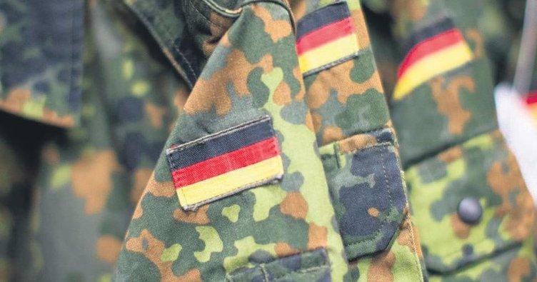 Alman ordusunda darbeci temizliği