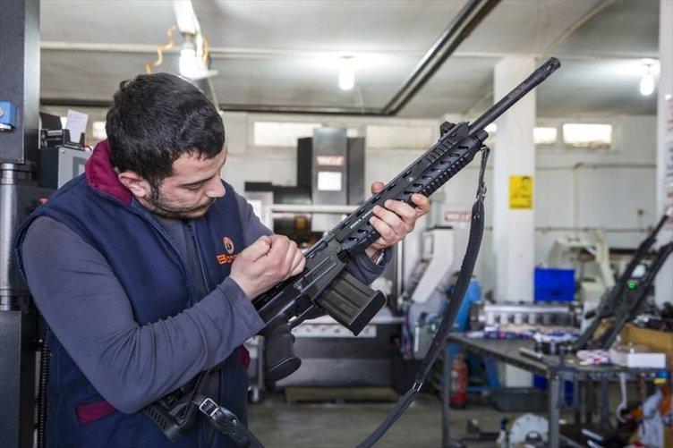 Üzümlü 99 ülkeye av tüfeği ihraç ediyor