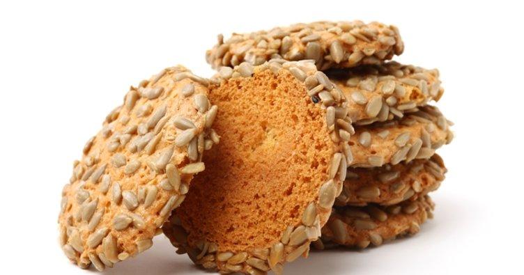 Ayçekirdekli kurabiye tarifi...