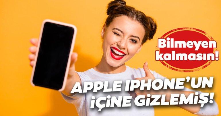 iPhone kullanıcıları dikkat! İşte iPhone'un pek bilinmeyen özellikleri