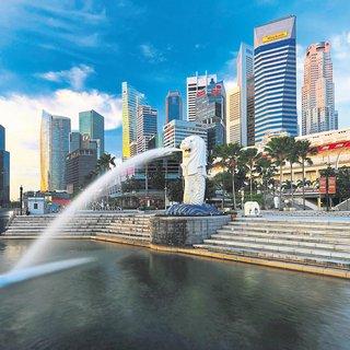 Asya'nın alışveriş üssü: Singapur