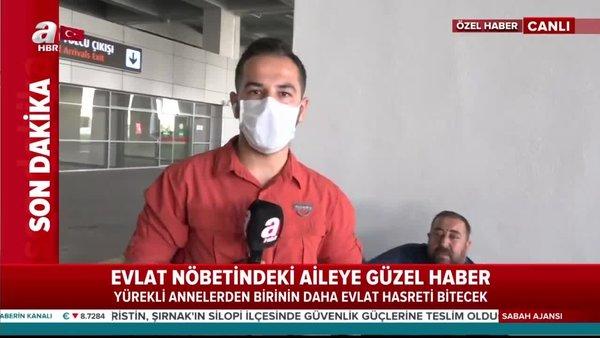 Diyarbakır'da ailelerin evlat nöbeti devam ediyor! Bir aile daha evladına kavuşuyor! | Video