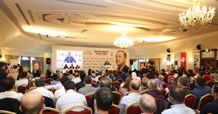 """""""Daha güçlü bir İstanbul için var gücümüzle çalışacağız"""""""