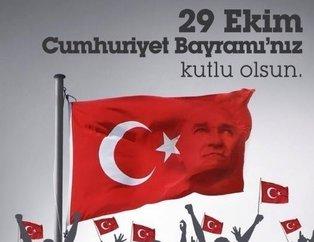 29 Ekim Cumhuriyet Bayramı mesajları ve sözleri 2019! Kısa, anlamlı ve resimli Atatürk'ün Cumhuriyet Bayramı mesajları