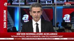 Merkez Bankası'ndan flaş istikrar açıklaması: Eldeki bütün araçlar kullanılmaya devam edilecek!   Video