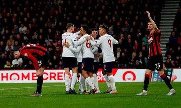 Liverpool adım adım şampiyonluğa yürüyor, Premier Lig'de üst üste 7. galibiyet