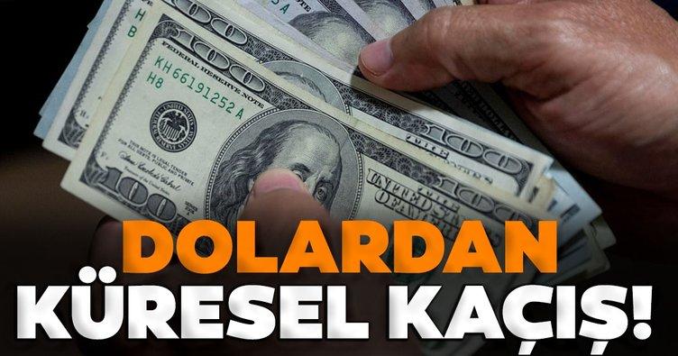 Dolardan küresel kaçış