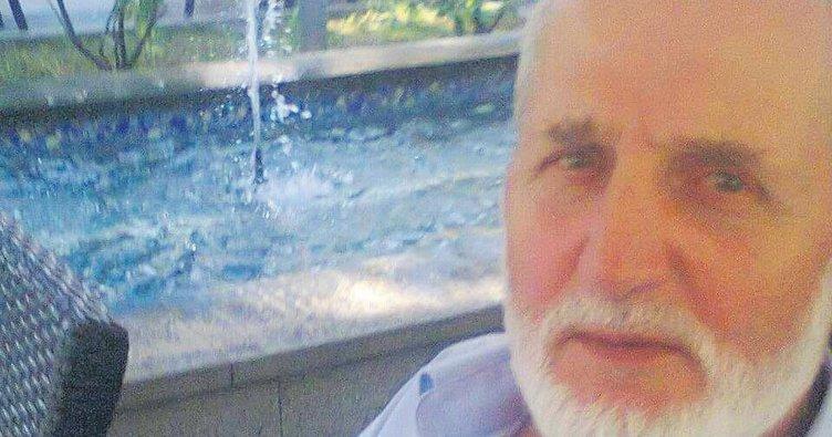 Emekli Türk'ün acı ölümü