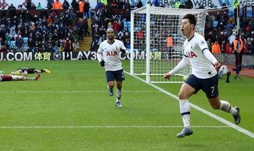 Aston Villa 2 - 3 Tottenham MAÇIN ÖZETİNİ İZLE