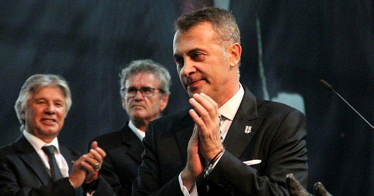 Son dakika: Beşiktaş'ta Fikret Orman yeniden başkan