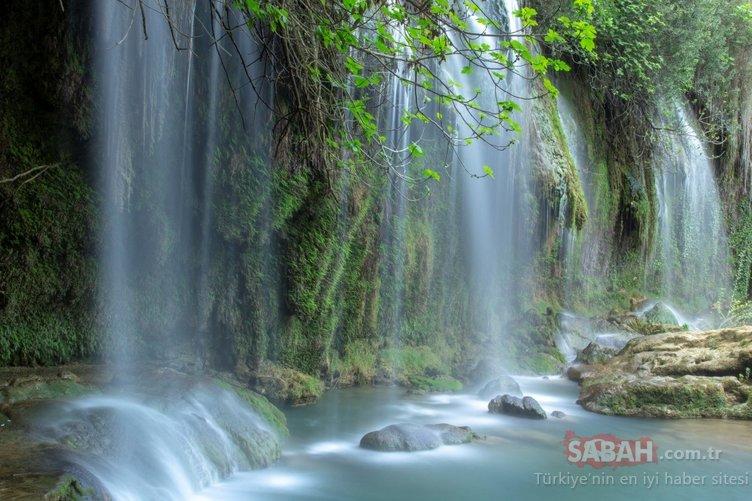 Türkiye'de mutlaka görmeniz gereken 10 büyüleyici şelale