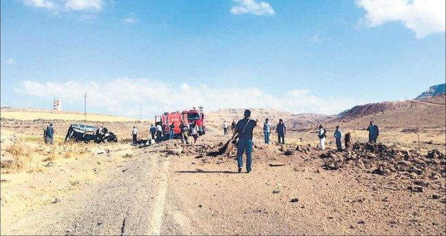 PKK'dan hain tuzak: 10 şehit 8 yaralı