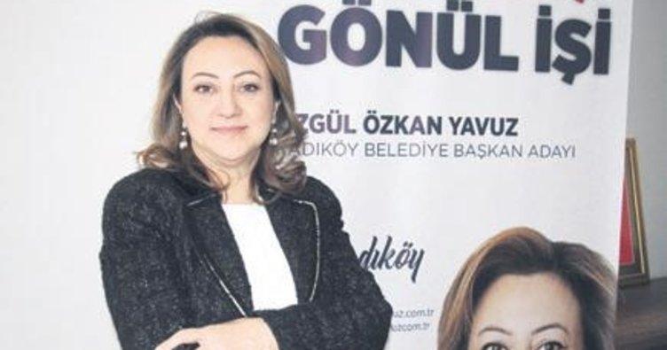 """""""Kadıköy'ü kadın dostu kent yapacağız"""""""