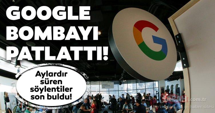 Google Pixel 4 ve Pixel 4 XL tanıtıldı! İşte özellikleri ve fiyatı