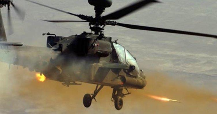 Latamina şehri bombalandı 6 sivil hayatını kaybetti