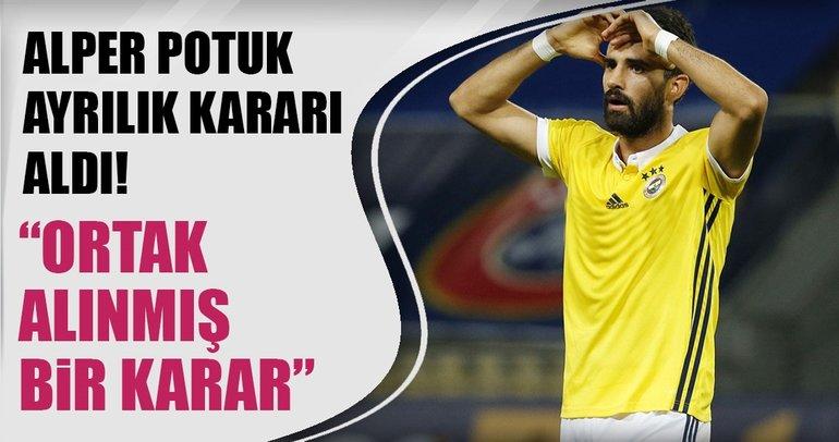 Tuvana Türkay ile Alper Potuk ayrıldı
