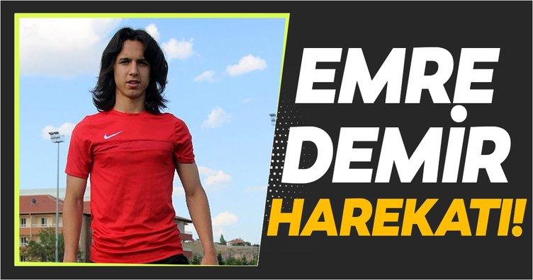 Beşiktaş'tan Emre Demir atağı! Kayserispor...