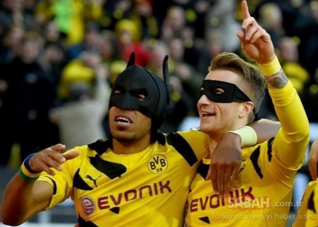Futbolcuların en ilginç gol sevinçleri