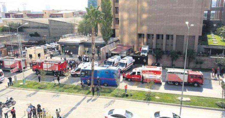İzmir Adliyesi'ndeki gaz sızıntısı öldürdü