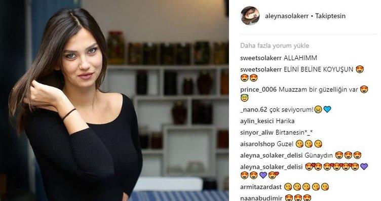 Ünlü isimlerin Instagram paylaşımları (17.11.2017)