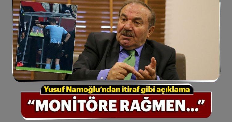 Yusuf Namoğlu'ndan istifa öncesi flaş açıklamalar