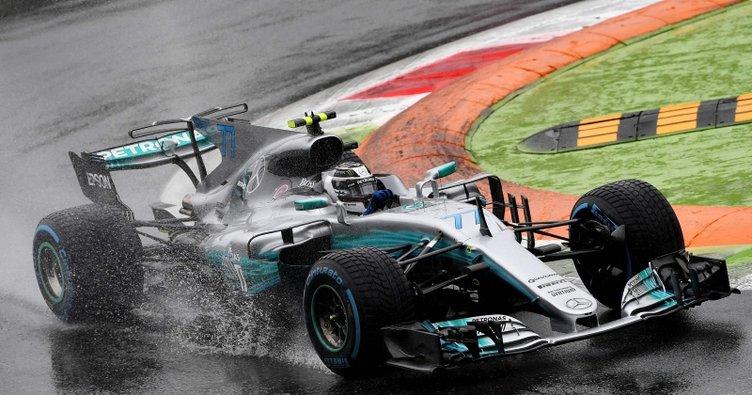 Mercedes, Bottas'ın sözleşmesini uzattı