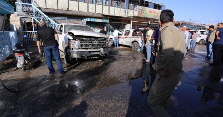 Son dakika haberi...Irak'ın Kerbela kentinde intihar saldırısı