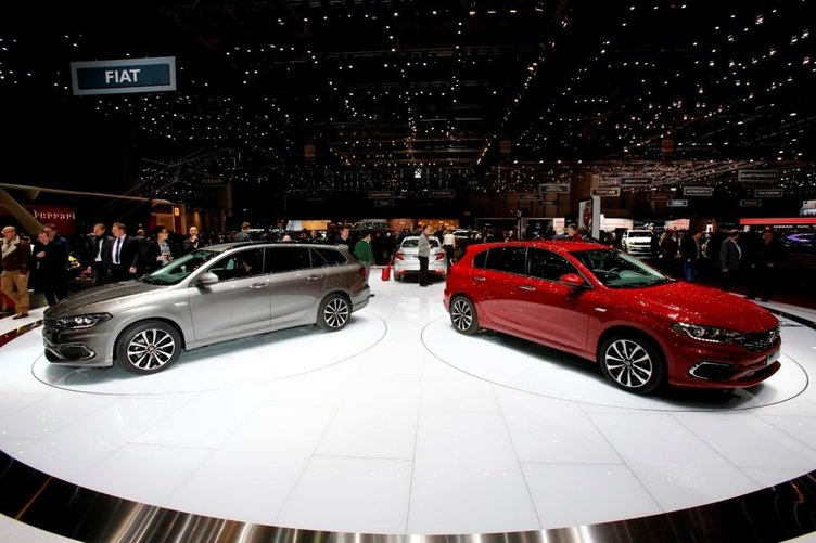 Fiat Egea Hatchback'in üretimine başlandı