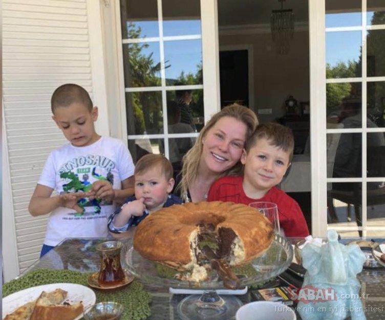 Bir dönemin meşhur ismi Yıldız Kaplan 49 yaşında 2 çocuk 3 torun sahibi! Yıldız Kaplan'ın son hali görenleri şaşırtıyor...