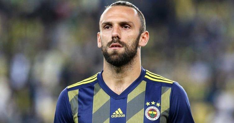 Fenerbahçe'den Vedat Muriqi'e veda