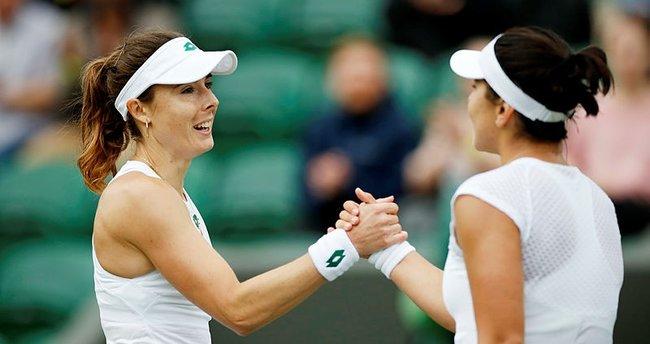 Kanadalı Bianca Andreescu Wimbledon'a erken veda etti!