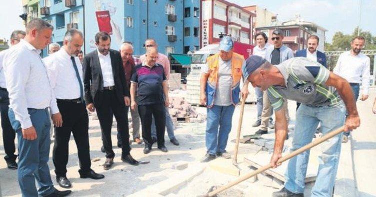 Bursa'da ulaşım sorunu gündemden düşecek