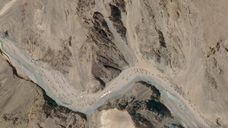 Son dakika: Dünya bu bölgeye kilitlendi! Çin ve Hindistan arasında çatışma