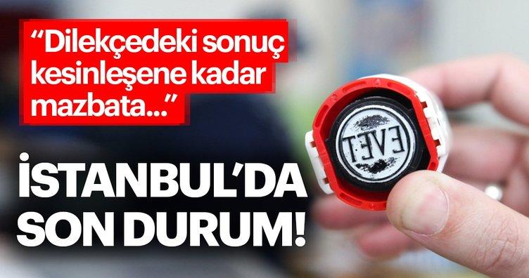 Son dakika haberi: İstanbul'da seçim yeniden mi yapılacak? Seçim sonuçları itirazı YSK'da! Maltepe'nin oy sayımı bitti