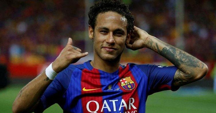 Avrupa'nın en değerlisi Neymar