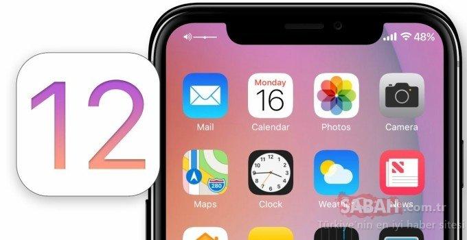 iOS 12.0.1 güncellemesi yayınlandı! Neler getiriyor?